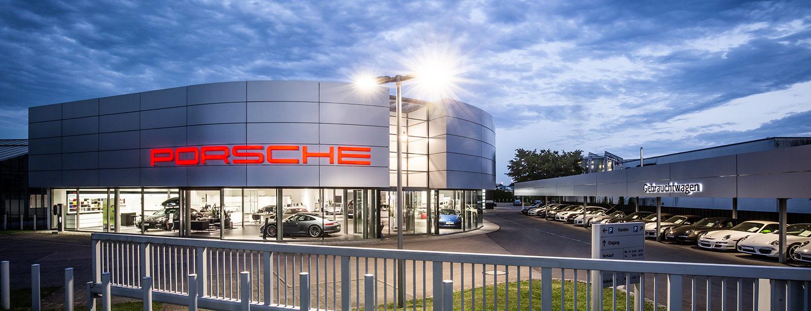 Porsche Centre Ulm/Neu-Ulm